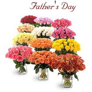 fathers day flower garden