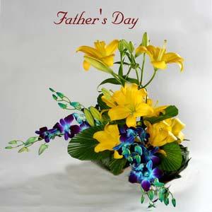 fathers day paradise basket