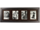 Four Frames Panel, Brown