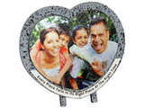 Photo Jigsaw Puzzle Frame - Heart