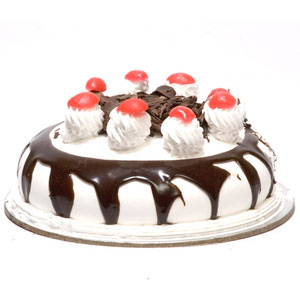 fresh blackforest cake