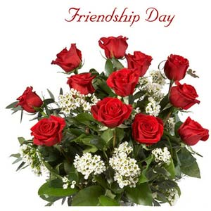 friendship day fnp blooming love exfd1