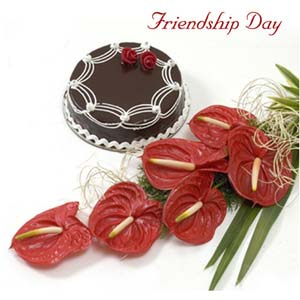 friendship day fnp love me exfd32