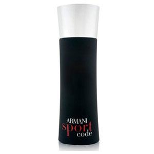 giorgio armani armani code sport 75ml premium perfume