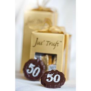 golden anniversary premium chocolates