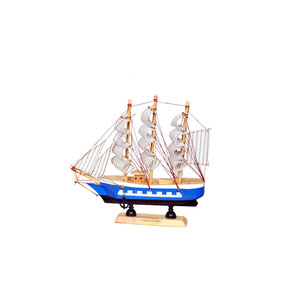 Handmade Model Ship - image
