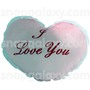 Heart - I Love You - Pink - image