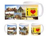 I Love Agra Mug