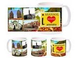 I Love Asansol Mug