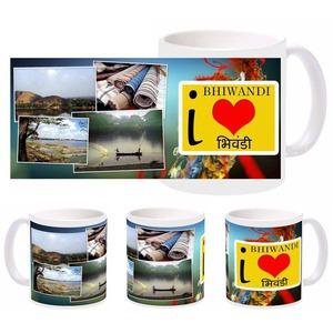 i love bhiwandi mug