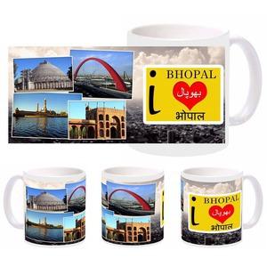 i love bhopal mug