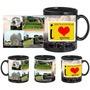 I Love Bhubaneswar Black Mug - image