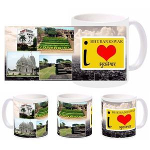 i love bhubaneswar mug