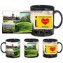 i love coimbatore black mug