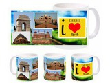 I Love Delhi Mug