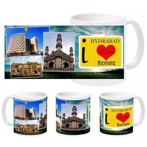 i love hydrabad mug