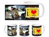 I Love Jabalpur Mug
