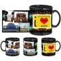 I Love Jalandhar Black Mug - image