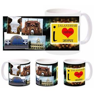 i love jalandhar mug
