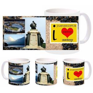 i love jamshedpur mug
