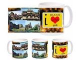 I Love Jhansi Mug