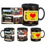 i love kataka black mug