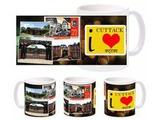 I Love Kataka Mug