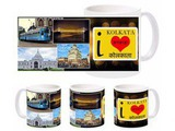 I Love Kolkata Mug