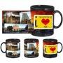 I Love Madurai Black Mug - image