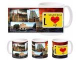 I Love Madurai Mug