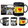 I Love Nagpur Black Mug - image