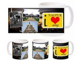 I Love Nagpur Mug