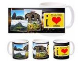 I Love Nashik Mug