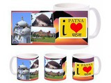 I Love Patna Mug