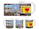I Love Rajkot Mug