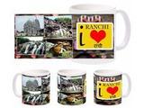 I Love Ranchi Mug