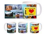 I Love Srinagar Mug