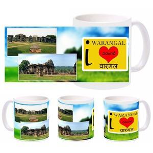 i love warangal mug