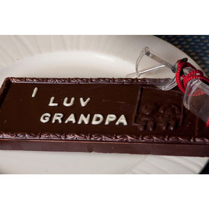 i luv grandpa premium chocolates