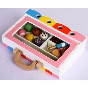 ice cream toy box springfield multi
