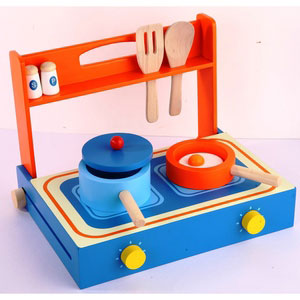 kitchen range toy springfield multi