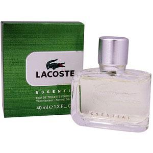 lacoste essential 125ml premium perfume