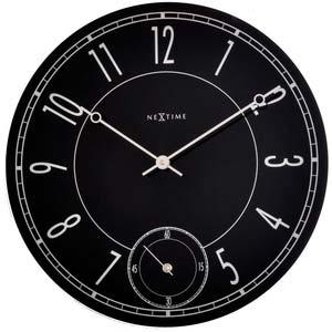 leitbring designer clock from nextime 8144