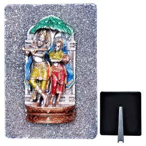 lord radha krishna idol