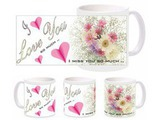 Love Miss Much Mug