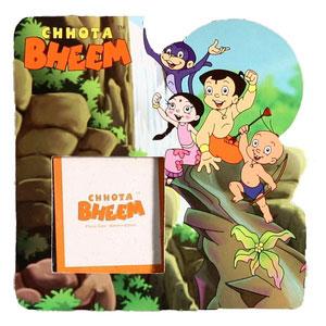 magnetic photo frame chotta bheem green meadows green 8904134706871