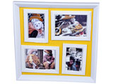 Magnetic Collage of 4 Photo Frames, 4x6