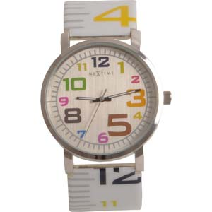 mercure designer clock from nextime 6001