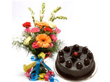 Breathless, Mix Flowers & Cake