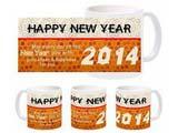 New Year Mug